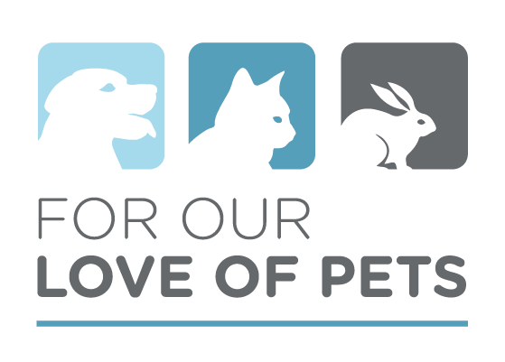 For Our Love Of Pets - Website